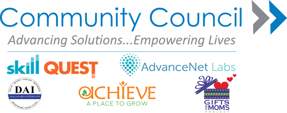 Opportunity One | Community Council Dallas